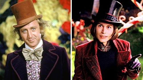 Willy Wonka And The Chocolate Factory Johnny Depp Cast  willy wonka    Willy Wonka And The Chocolate Factory Johnny Depp Cast