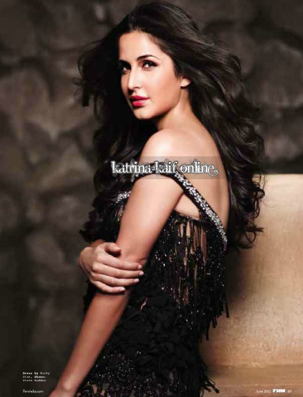 Katrina Kaif in FHM India July 2012 - (7) -  Katrina Kaif FHM – July 2012 HQ Scans
