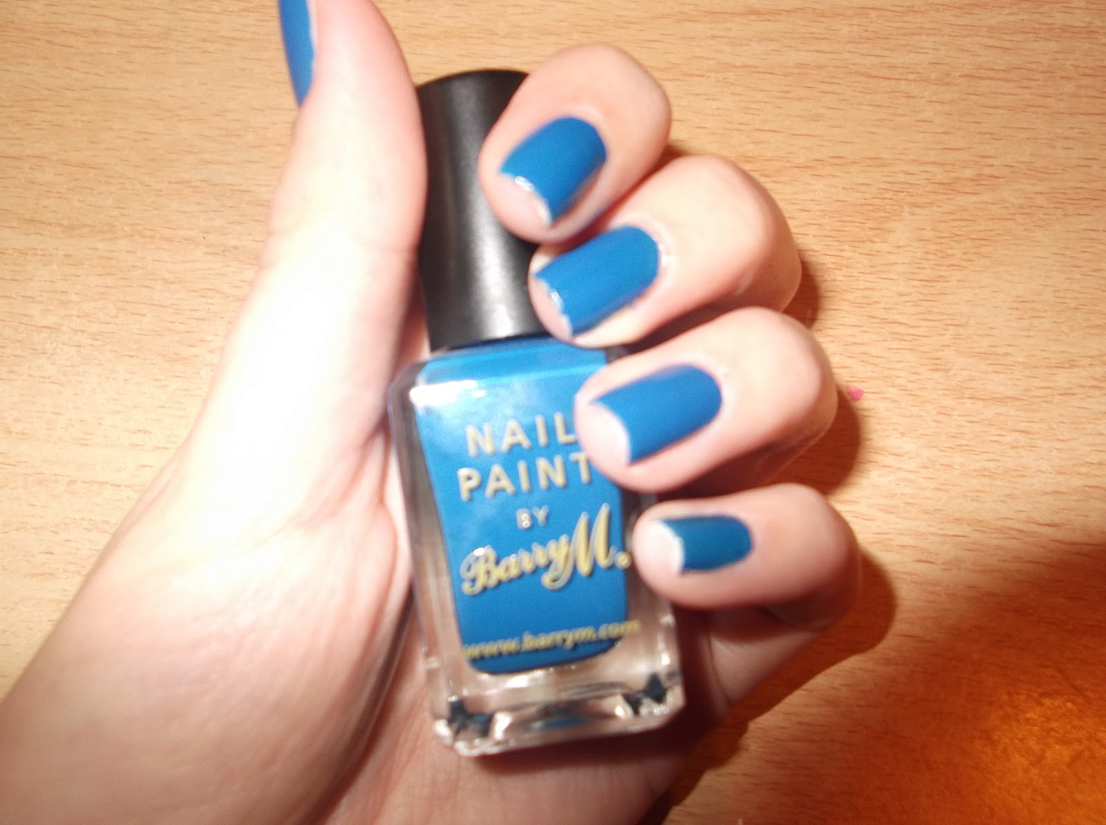 Plucky Kelly Tardis Blue Doctor Who Inspired Nails