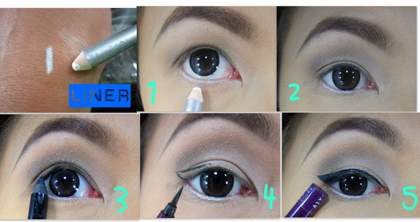 how to make your eyes chinky