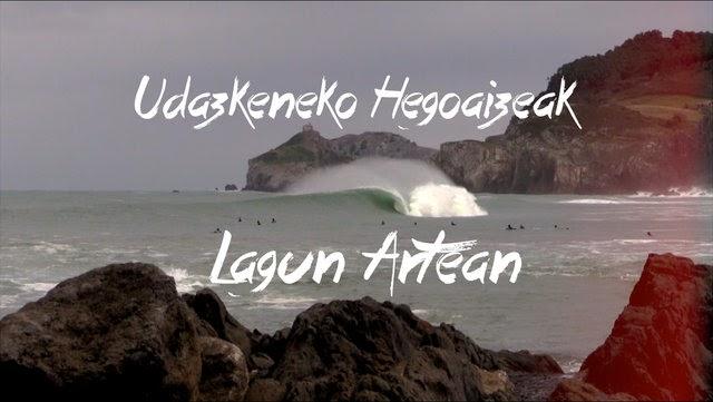 Udazkeneko Hegoaizeak Lagun Artean