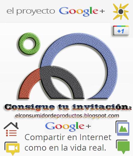 invitacion gratis google+