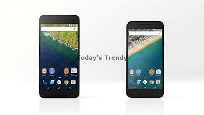 Huawei Nexus 6P vs LG Nexus 5X