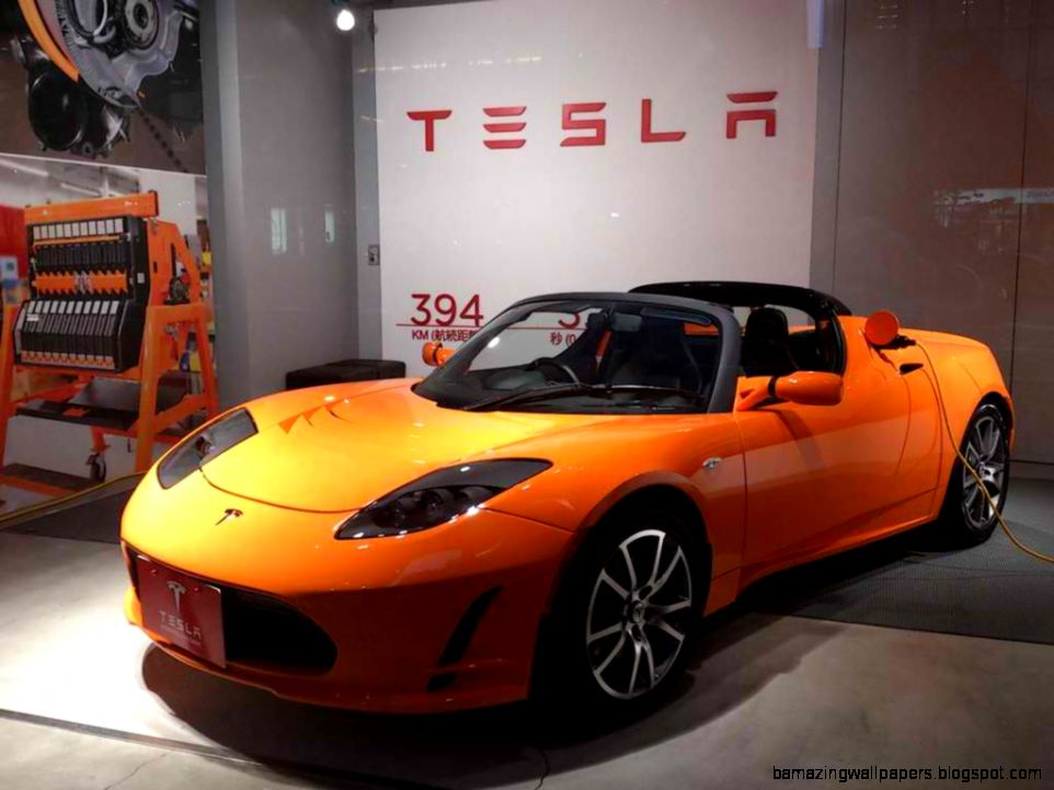Tesla Roadster   Wikipedia the free encyclopedia