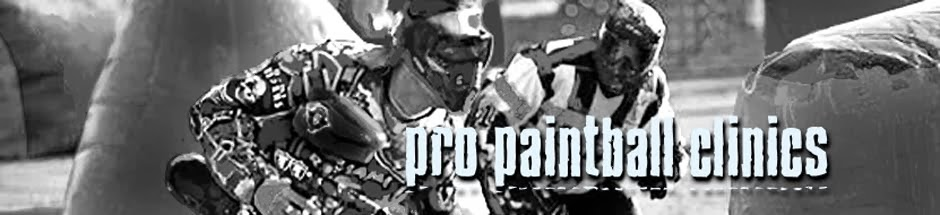 Pro Paintball Clinics