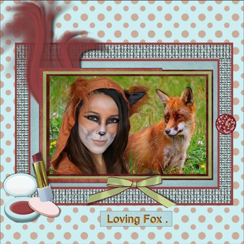 Juni 2015 .lo 3 Loving Fox