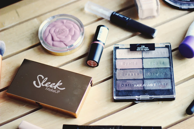 100% Drugstore Holiday Makeup