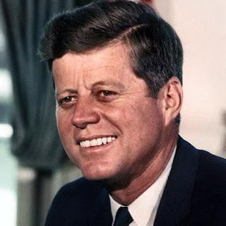 Beberapa Tokoh Terkenal Yang Pernah Tertembak - John F. Kennedy