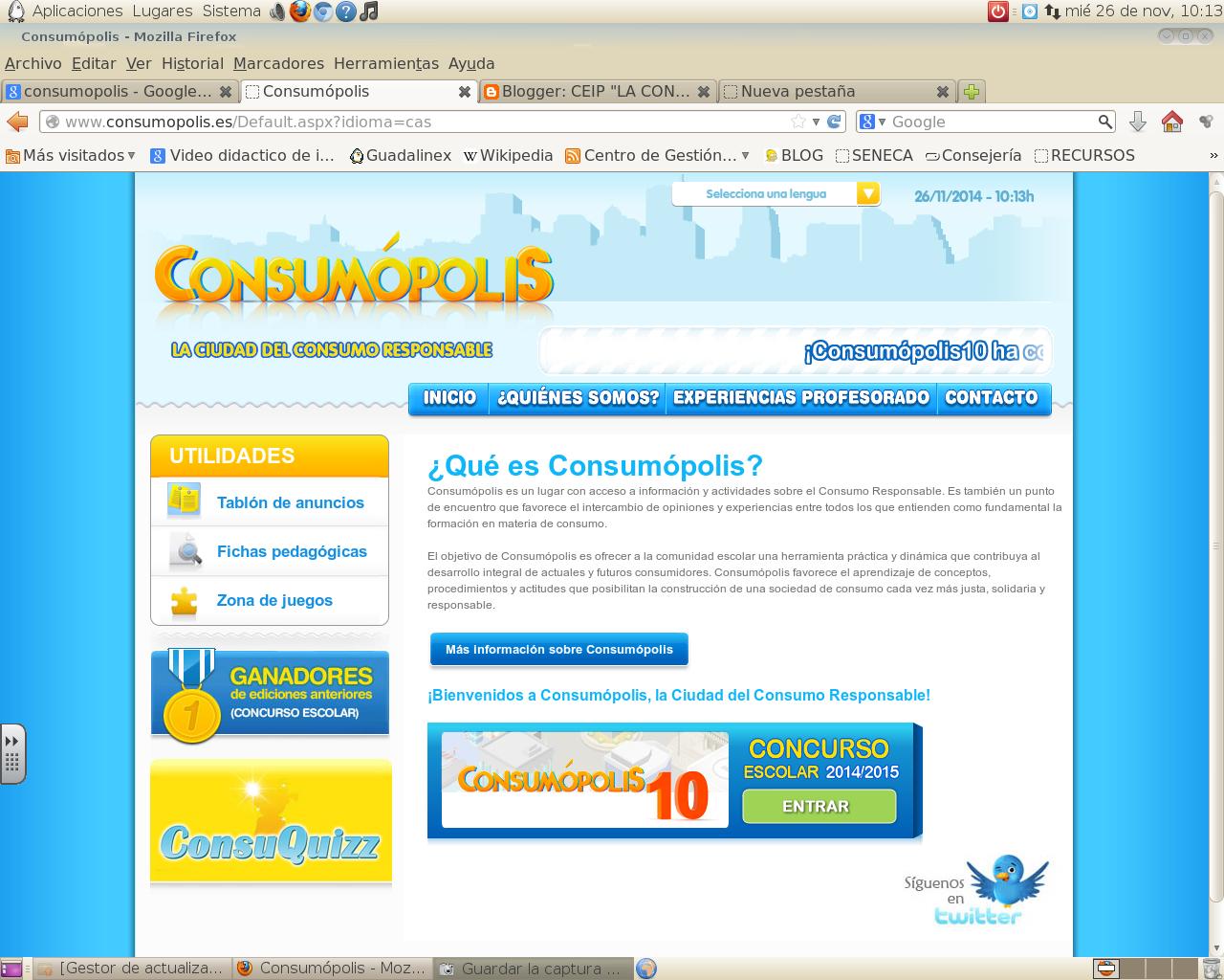 http://www.consumopolis.es/