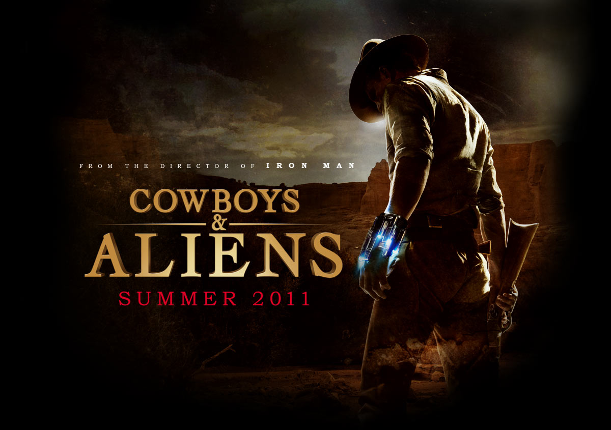 Watch below a new tv spot of cowboys and aliens the upcoming sci fi