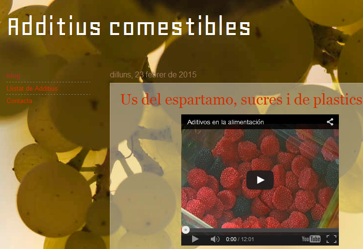http://additiuscomestibles.blogspot.com.es/