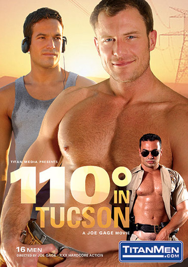 Now look at the cover art for this gay porn video from Titan Media.