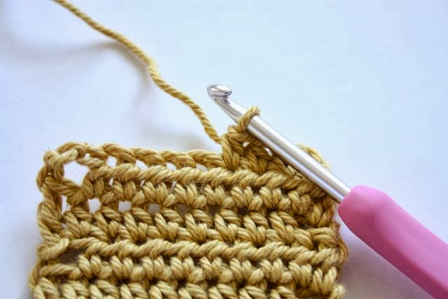 Crochet Corner: Half Treble Crochet (htr)