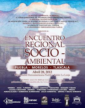 FOROS SOCIO-AMBIENTALES