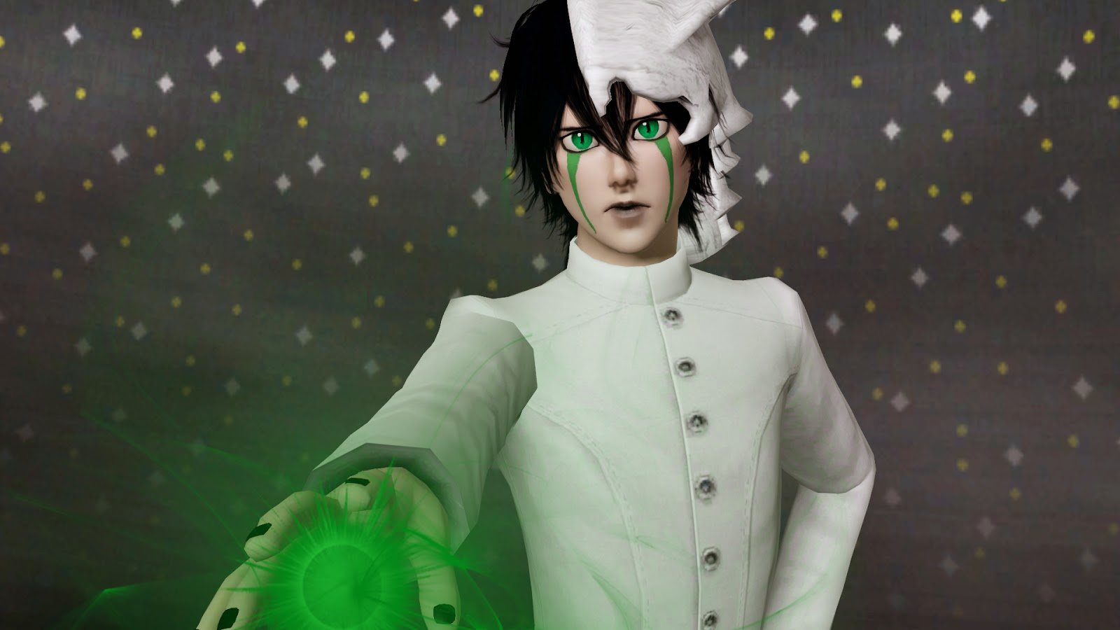 Sims 3 Anime Characters : Ng sims ulquiorra schiffer anime
