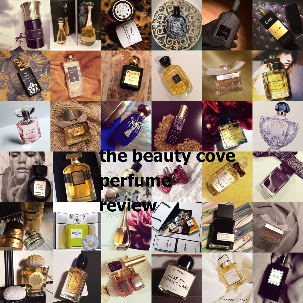 PERFUME, NICHE PERFUMES • REVIEWS