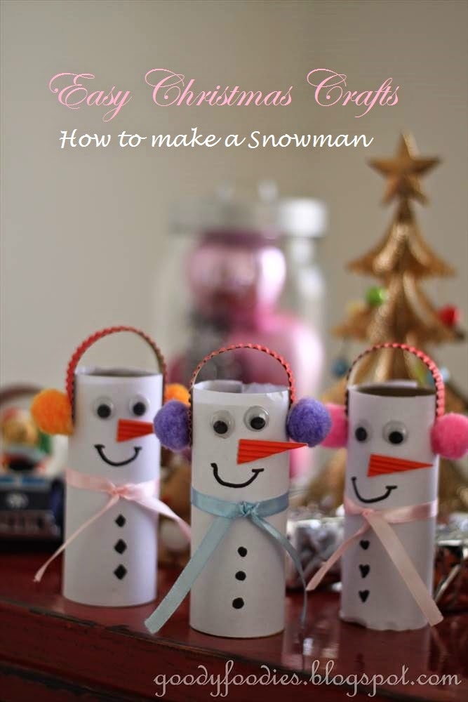 Easy Christmas Crafts Reading Level