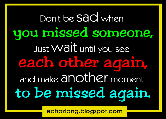 Dont Be Sad Quotes. QuotesGram