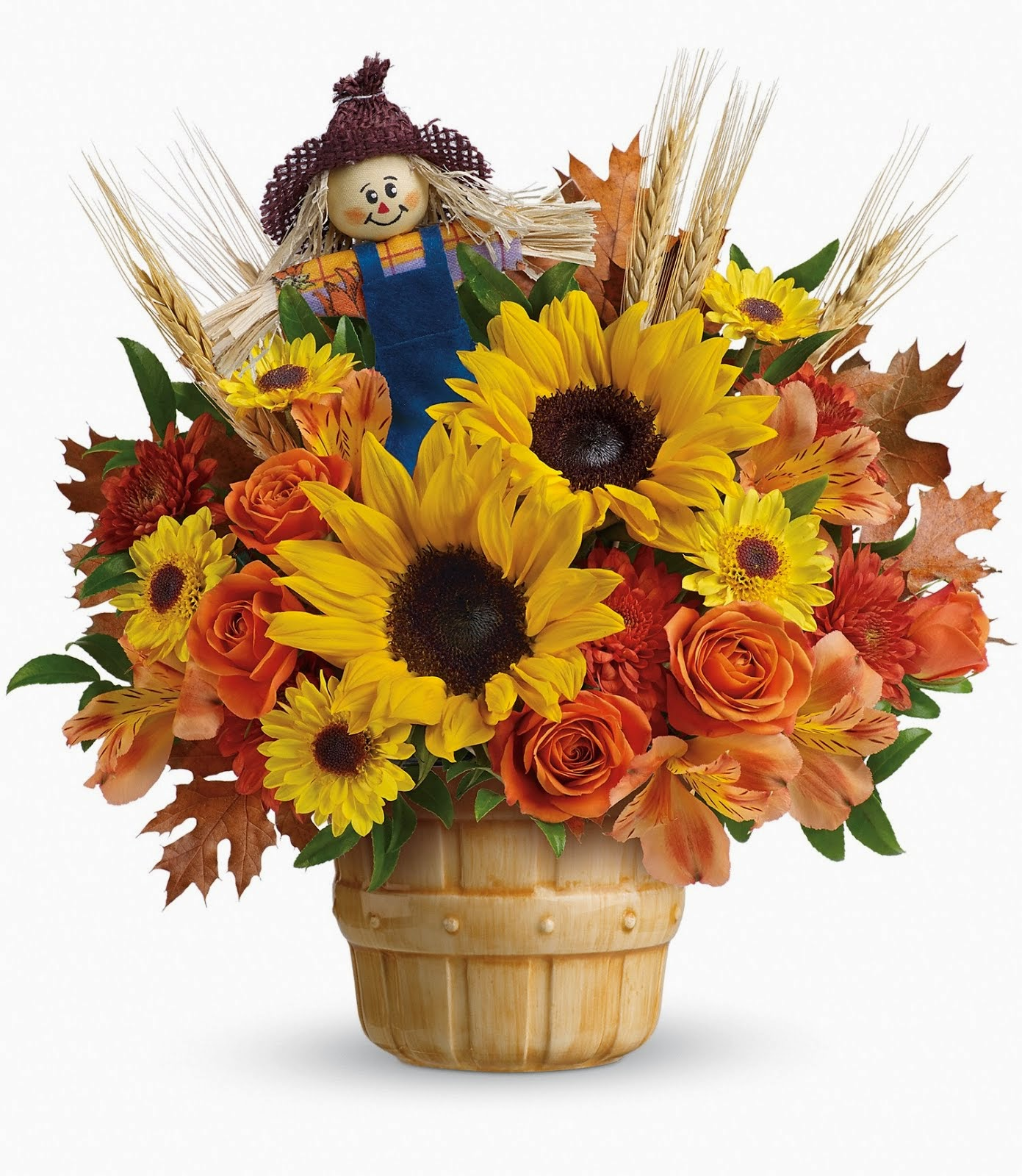 Send Autumn Flowers