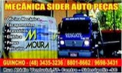 MECÂNICA SIDER AUTOPEÇAS