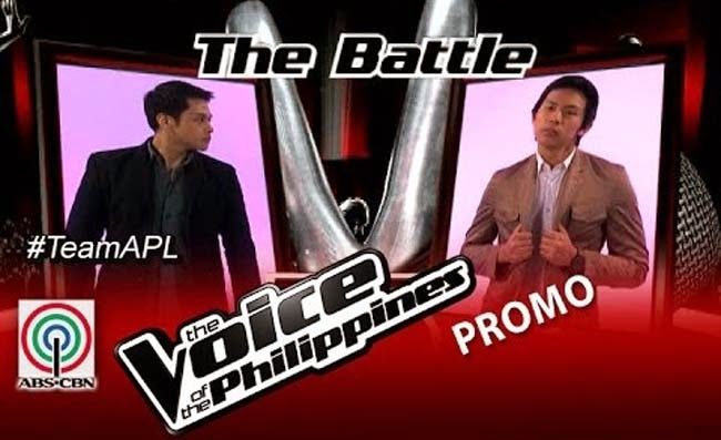 Watch Mark Cando vs Mark Avila on The Voice of the Philippines Team Apl's Battles Round