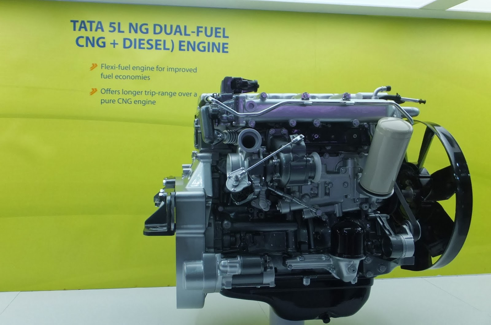 Natural Gas Engine Manufacturers In India