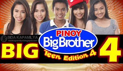 PBB Teen Edition 4 Big 4 Roy Requejo, Joj and Jai Agpangan, Karen Reyes and Big Winner, Myrtle Sarrosa