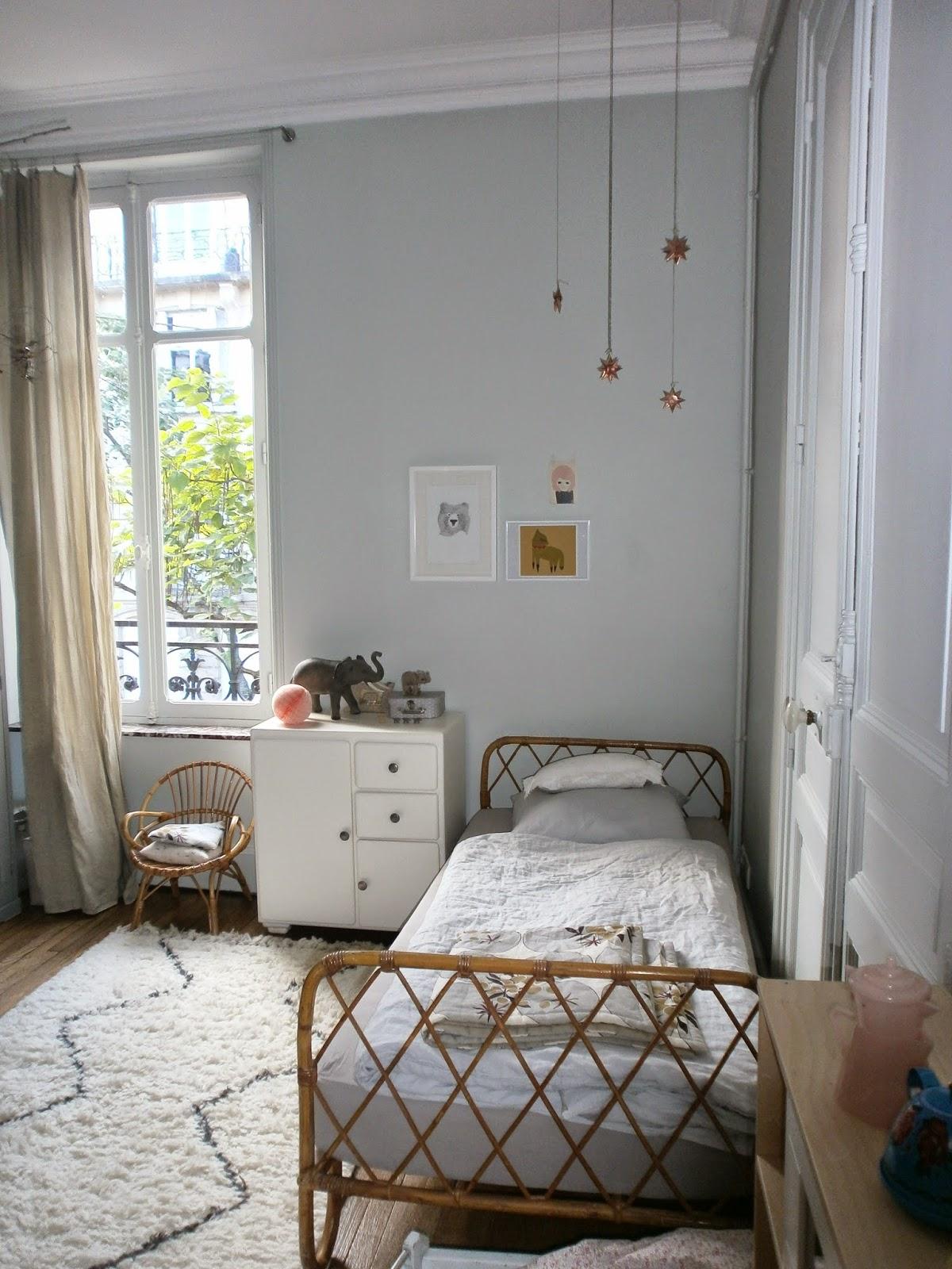 Gris souris chacun sa chambre - Chambre gris souris ...