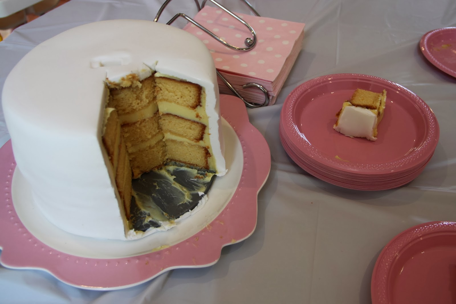 I Had Yummy Cake This Morning In My Castle