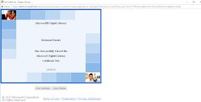 Sertifikasi Saya Ikut Microsoft Digital Literacy