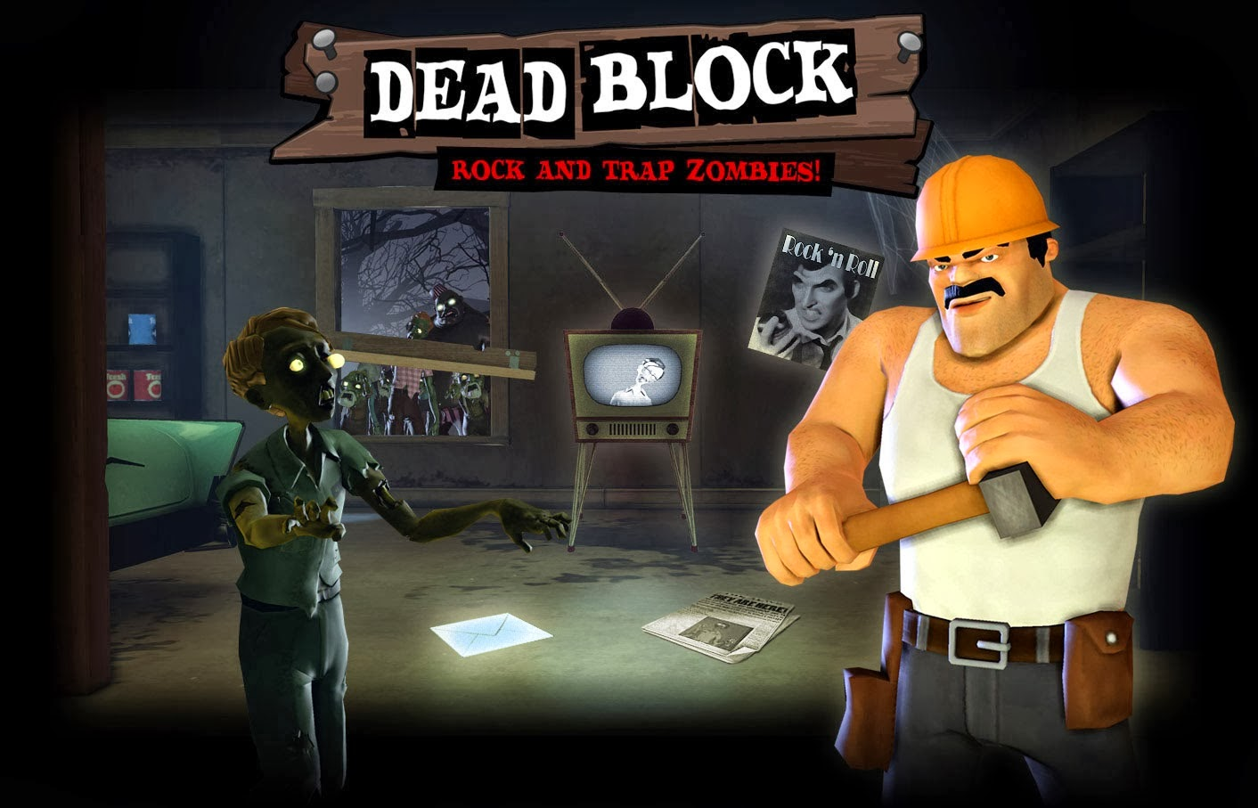 blockheads shooting game