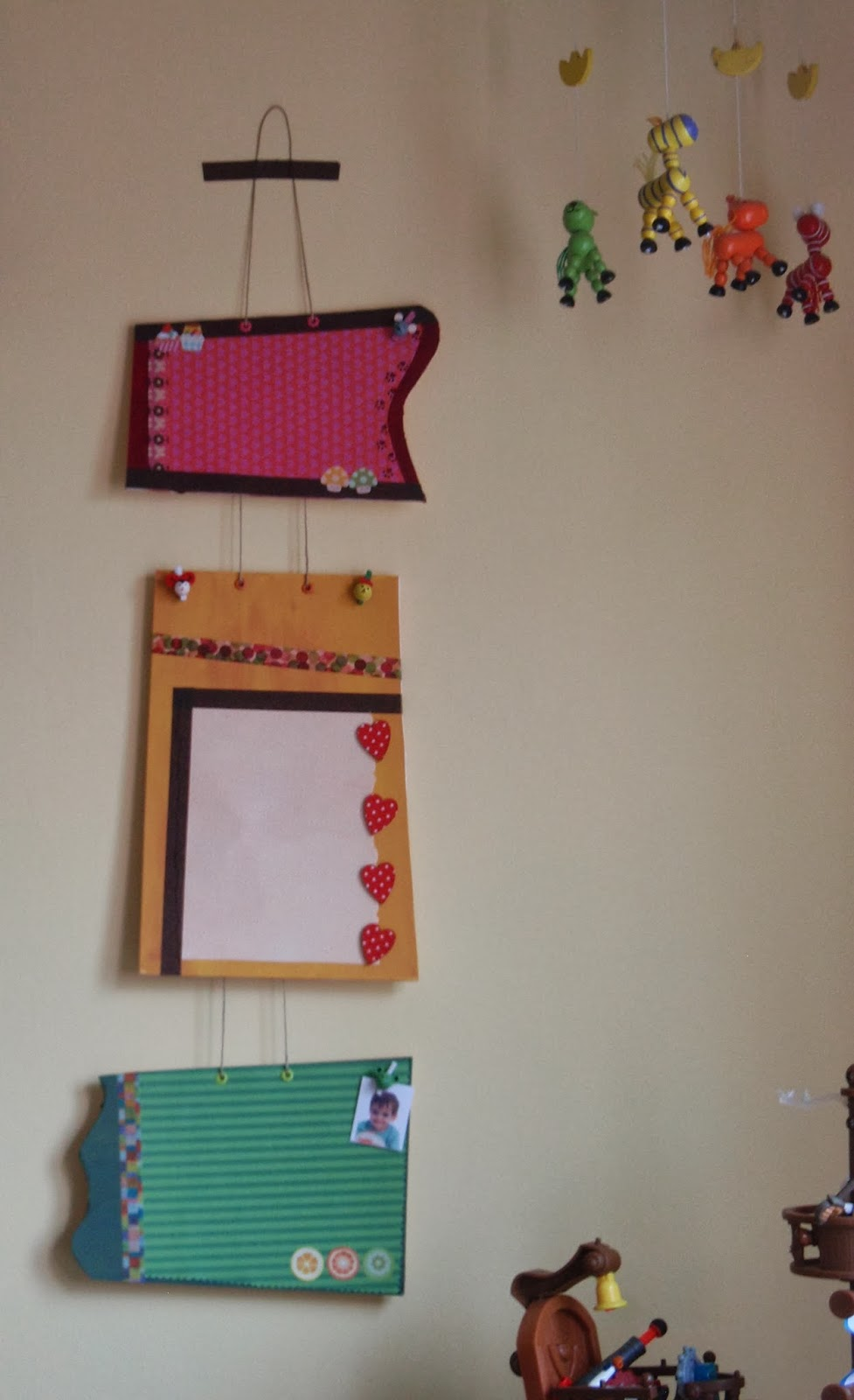 Duende del parque ii otro tutorial hacer portafotos for Como hacer decoraciones para el hogar
