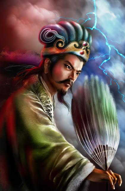 จูกัดเหลียง ขงเบ้ง Zhuge Liang