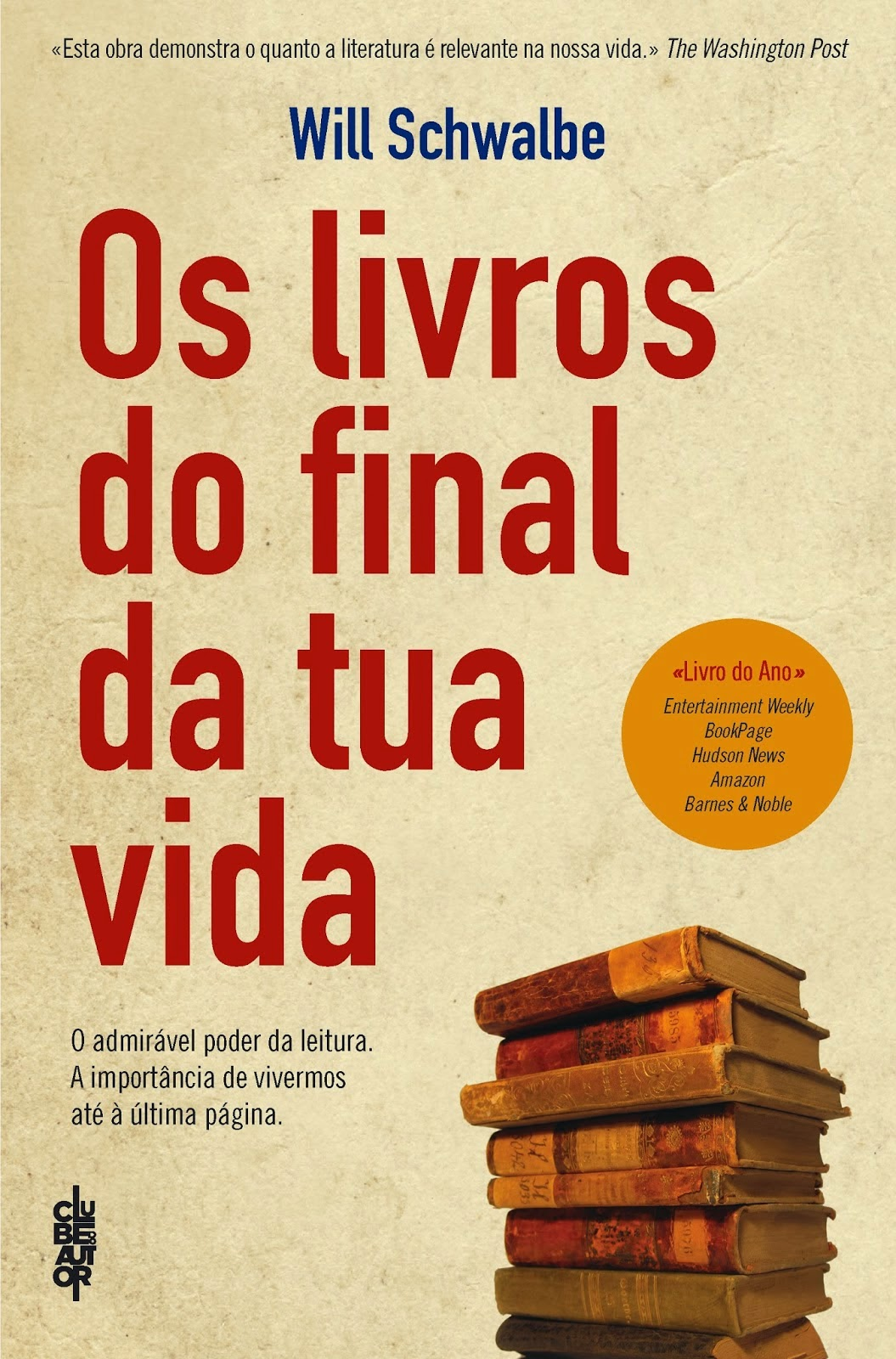 Os livros do final da tua vida - booktrailer