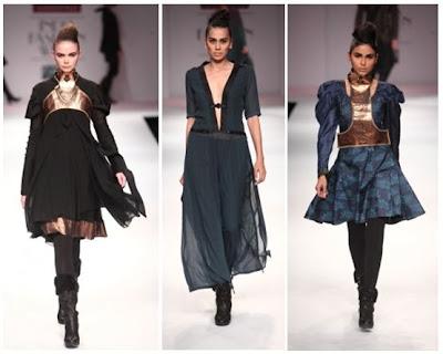 Lakme Fashion Week: Virtues AW12