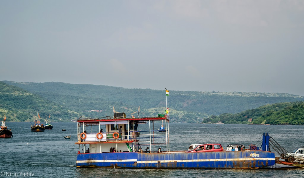 dapoli to dabhol jetty service