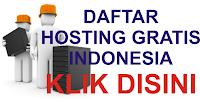 daftar hosting gratis indonesia