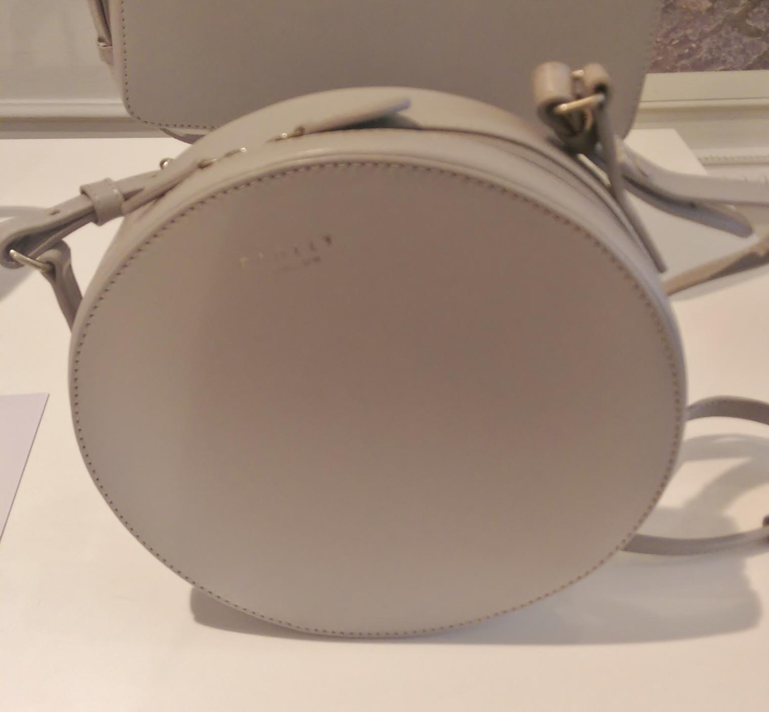 Radley Aluminium Bloomsbury Canteen Bag