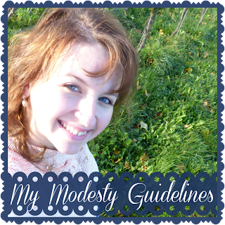 modesty guidelines