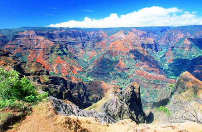 Cânion Waimea – Kauai – Havai