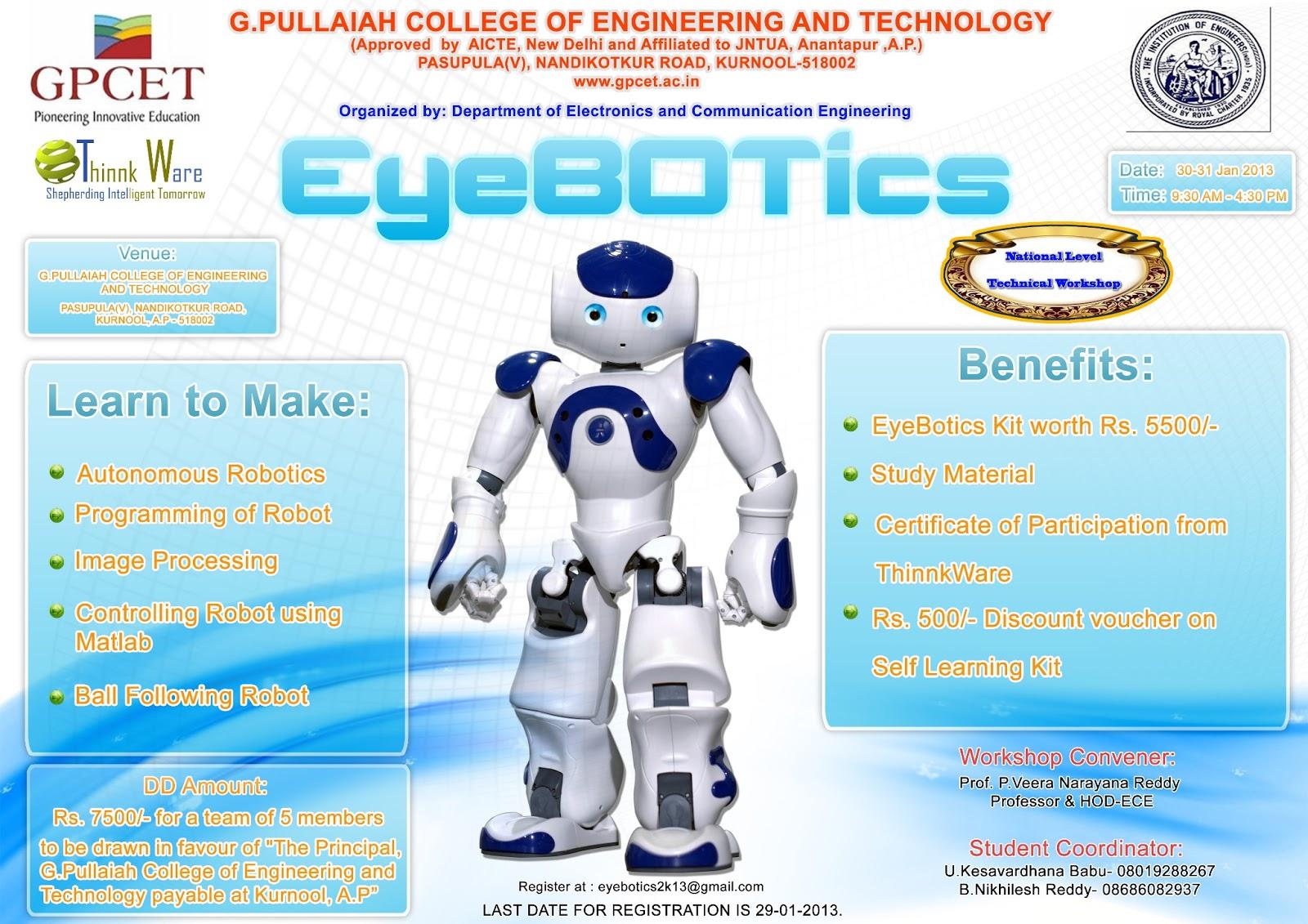Gpcet Eyebotics Eyebotics Poster