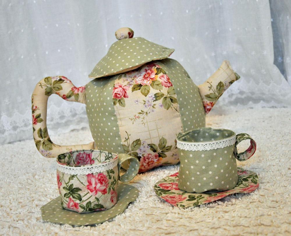Tea Set Patterns Free Patterns