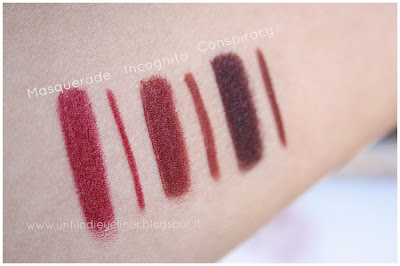 Preview & Swatch: Neve Cosmetics - Mistero Barocco DueBaci