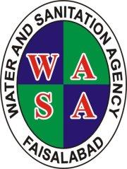 Wasa Faisalabad LOGO