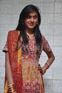Rachana At Gandham Audio Release (5)