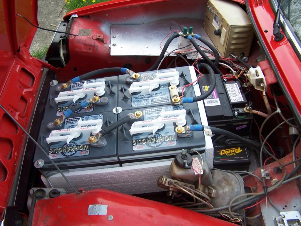 Electric car batteries replacement cost