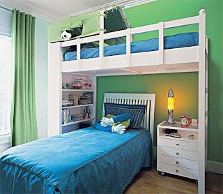 fotos de decoração para quarto masculino
