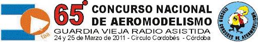 Federacion Argentina de Aeromodelismo  Nacional Guardia Vieja Radio Asistida 2011