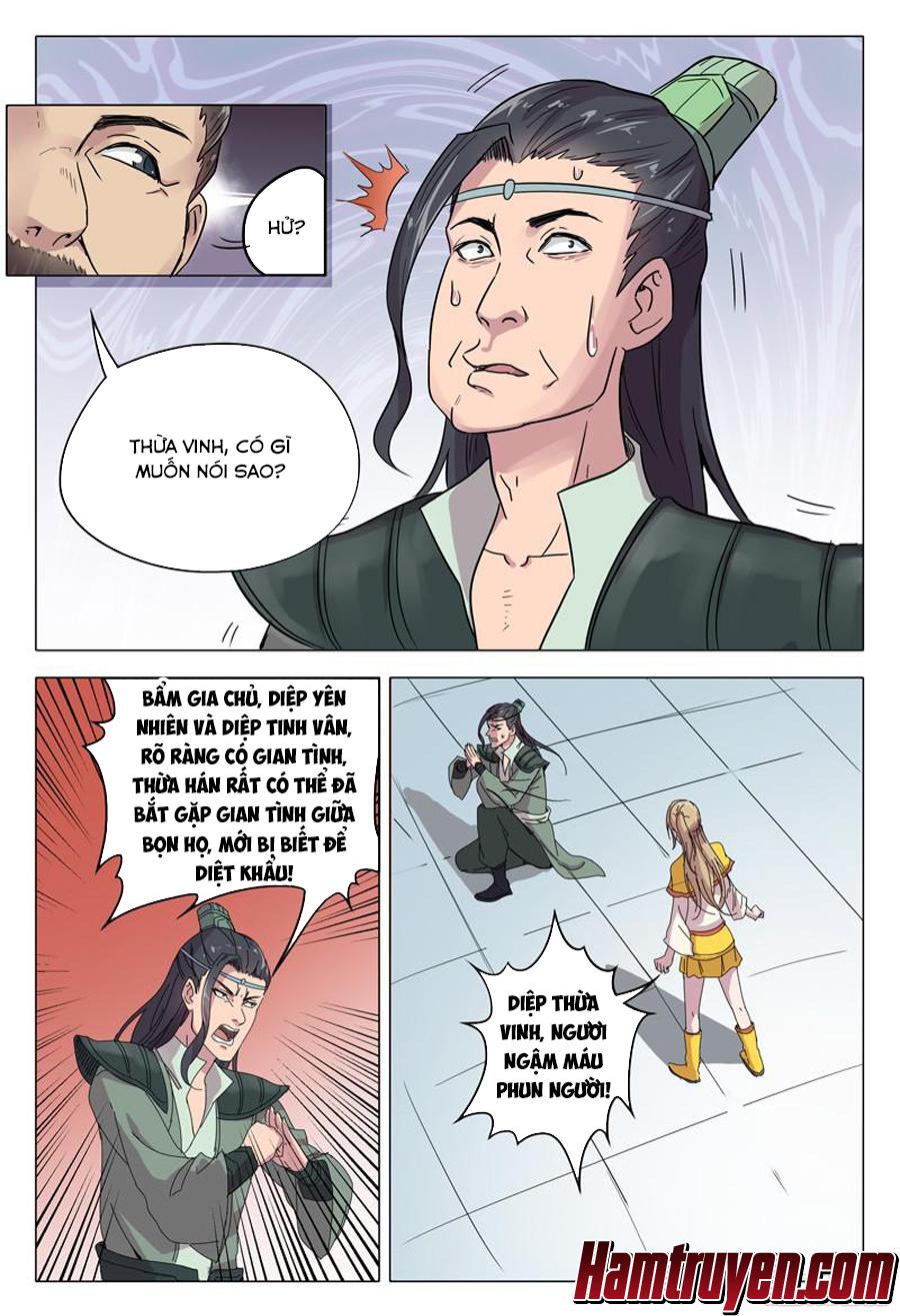 Vạn Giới Tiên Tung - Chap 46
