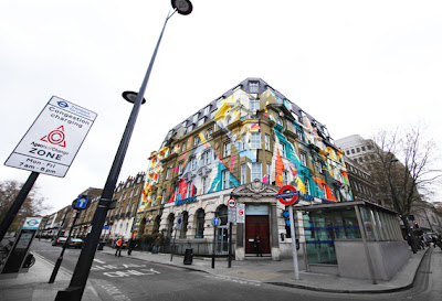 street art - architecture